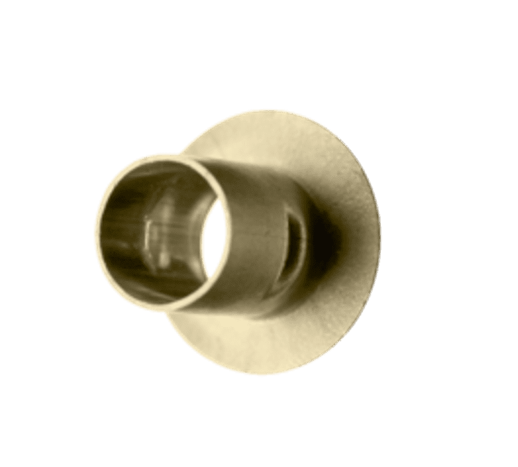 Stripwound Hoses Connection Fittings stainless steel Witzenmann